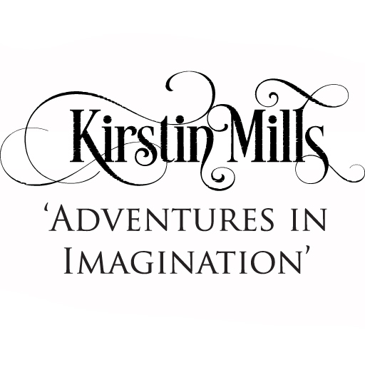 Kirstin Mills Art and Writing: Adventures in Imagination